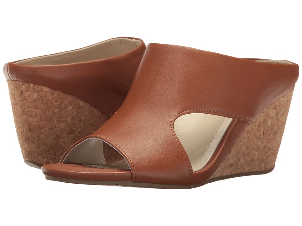 Kenneth Cole Reaction Make A Cane (Toffee Synthetic) Women