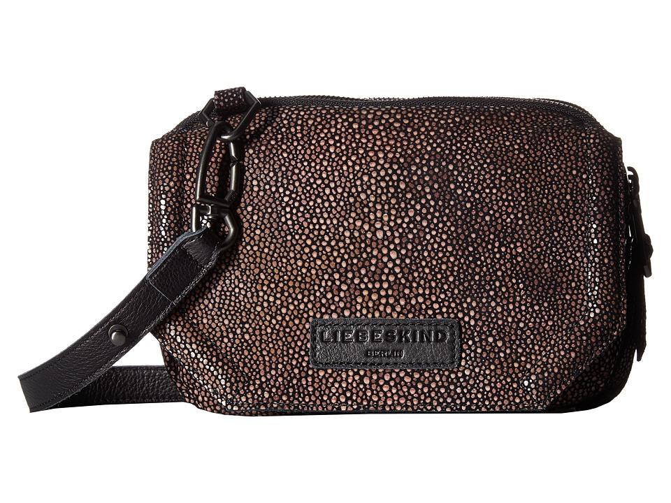 Liebeskind - Maike F7 (Nairobi Black) Cross Body Handbags