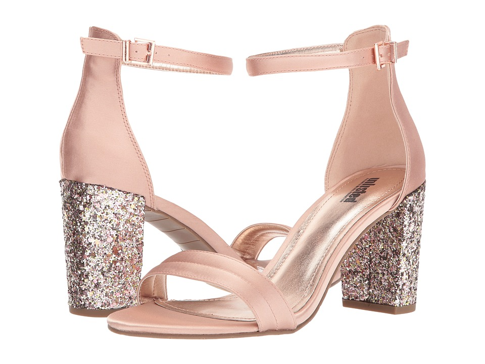 Kenneth Cole Unlisted - Link Up (Rose Quartz Satin) High Heels