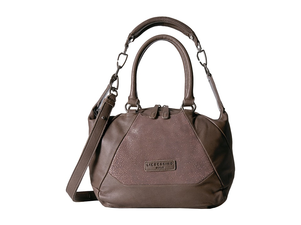 Liebeskind - Bailundo (Rhino Brown) Satchel Handbags