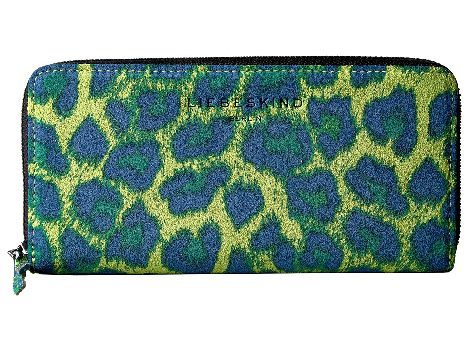 Liebeskind - Sally F7 (Flashing Yellow Leo L) Wallet Handbags