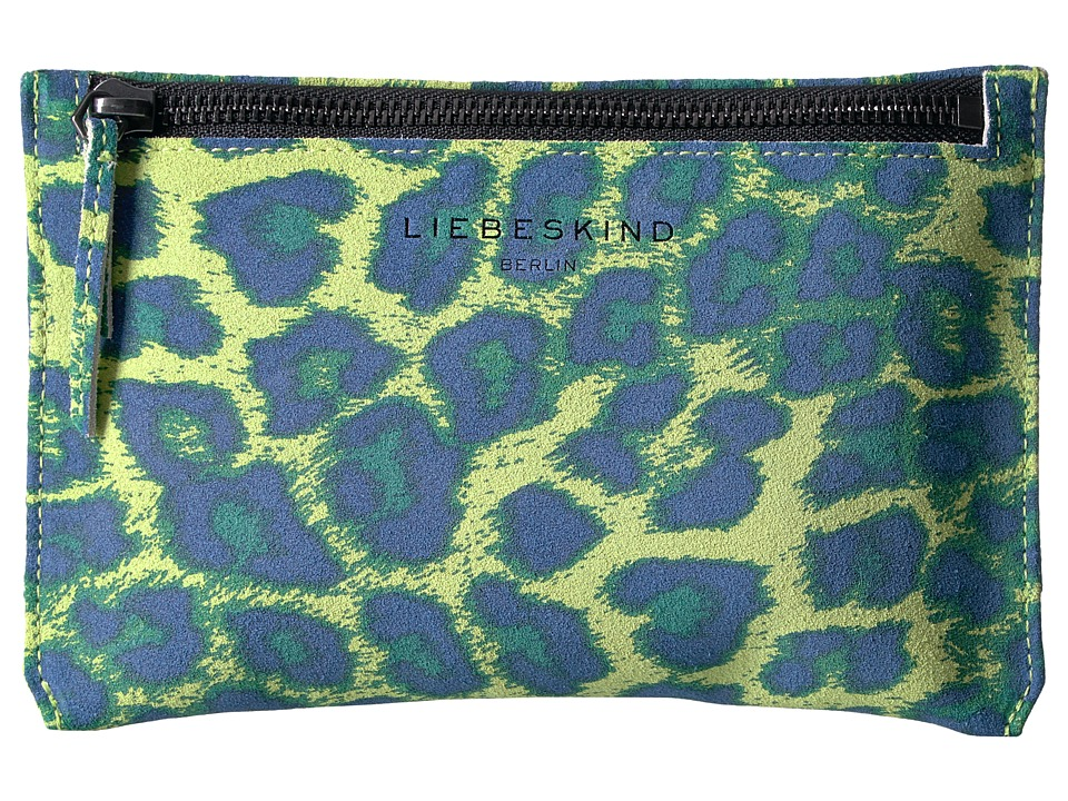 Liebeskind - Kiwi F7 (Flashing Yellow Leo L) Travel Pouch