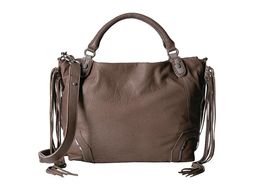 Liebeskind - Kobe F7 (Rhino Brown) Satchel Handbags