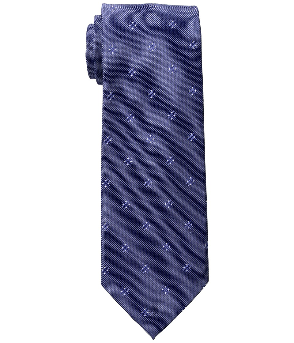 MICHAEL Michael Kors - Four Point Neat (Navy) Ties