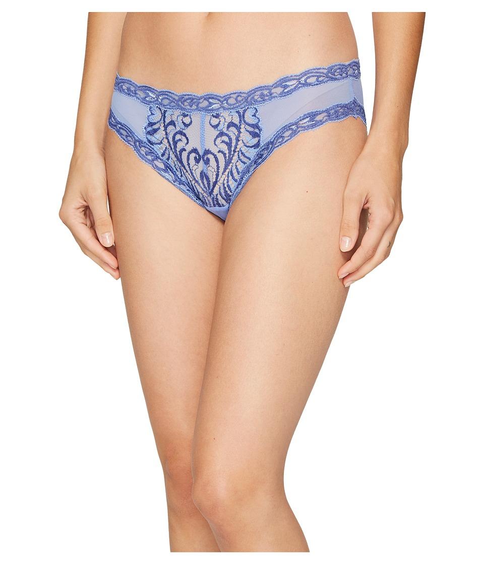 Natori - Feathers Hipster (Smoky Iris/Dolphin) Women's Underwear