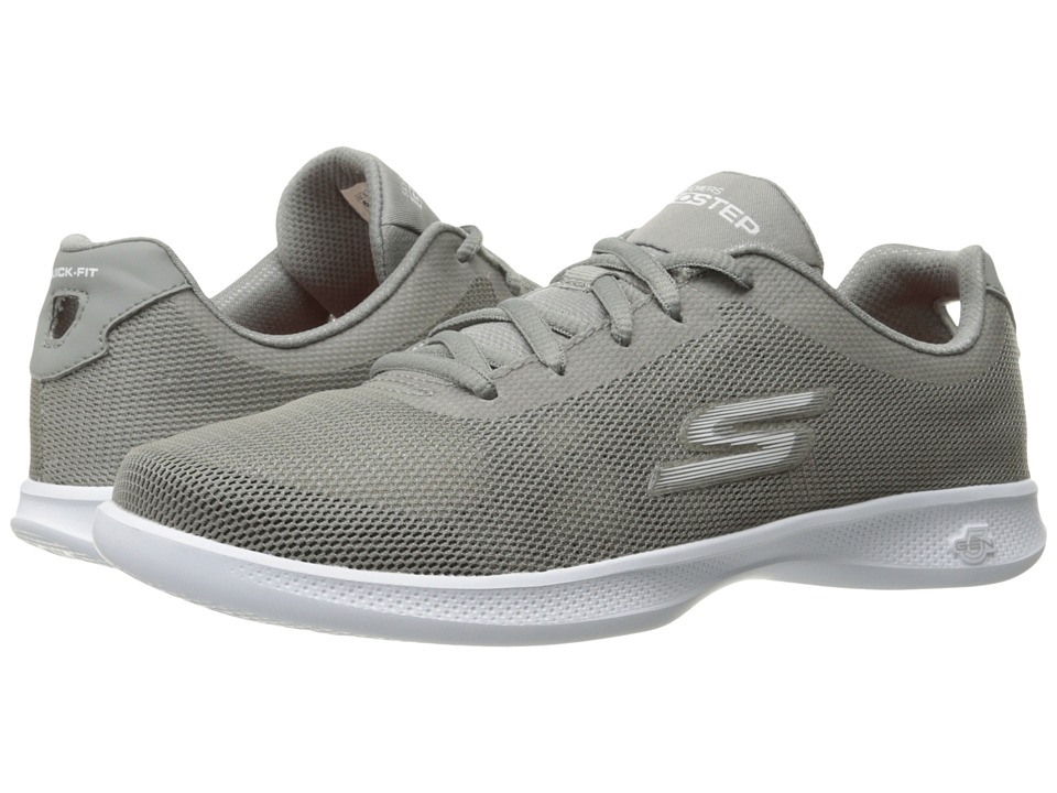SKECHERS Performance - Go Step Lite - Endure (Gray) Women's Shoes