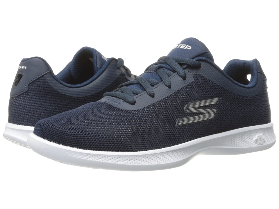 SKECHERS Performance - Go Step Lite - Endure (Navy) Women's Shoes