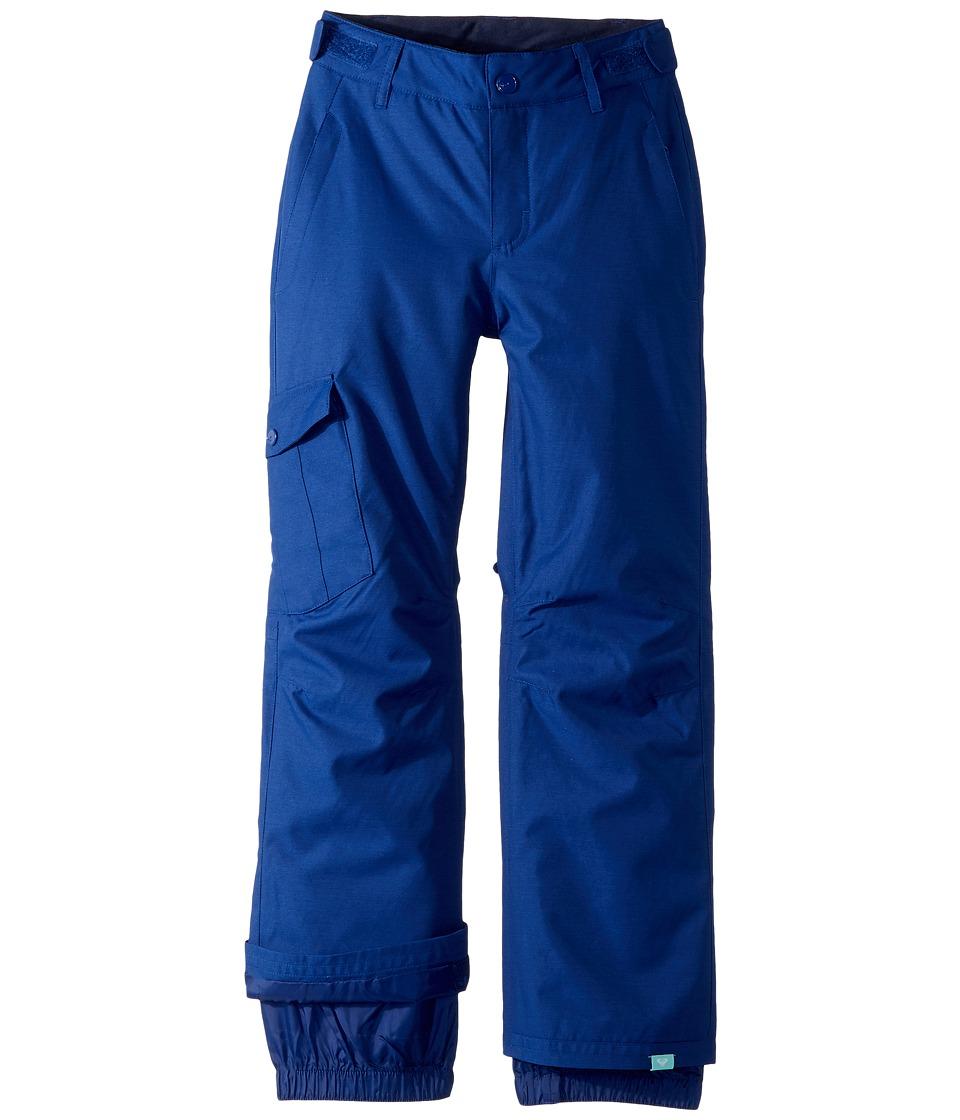 Roxy Kids Tonic Pants (Big Kids) (Sodalite Blue) Girl