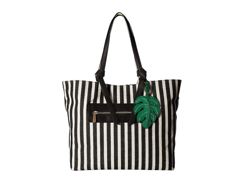 Tommy Bahama - Royal Palms Tote (Black) Tote Handbags