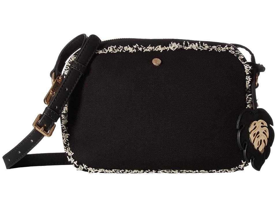 Tommy Bahama - Jitney Crossbody (Black) Cross Body Handbags