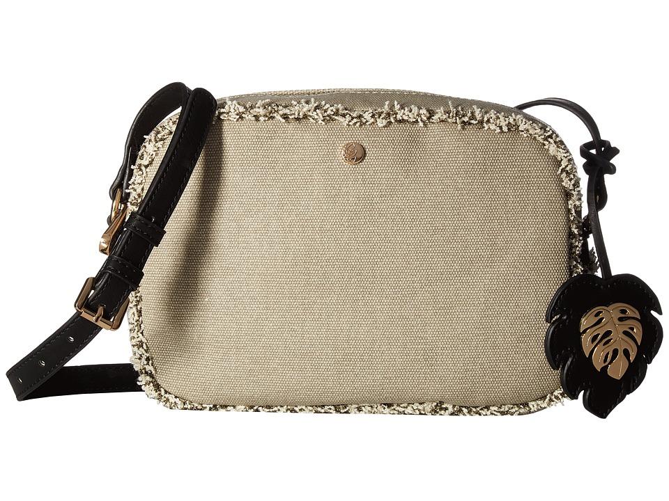 Tommy Bahama - Jitney Crossbody (Sand) Cross Body Handbags