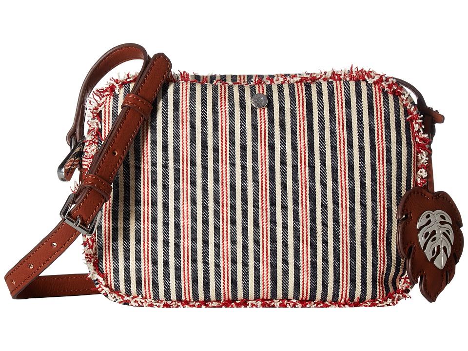 Tommy Bahama - Jitney Crossbody (Stripe) Cross Body Handbags