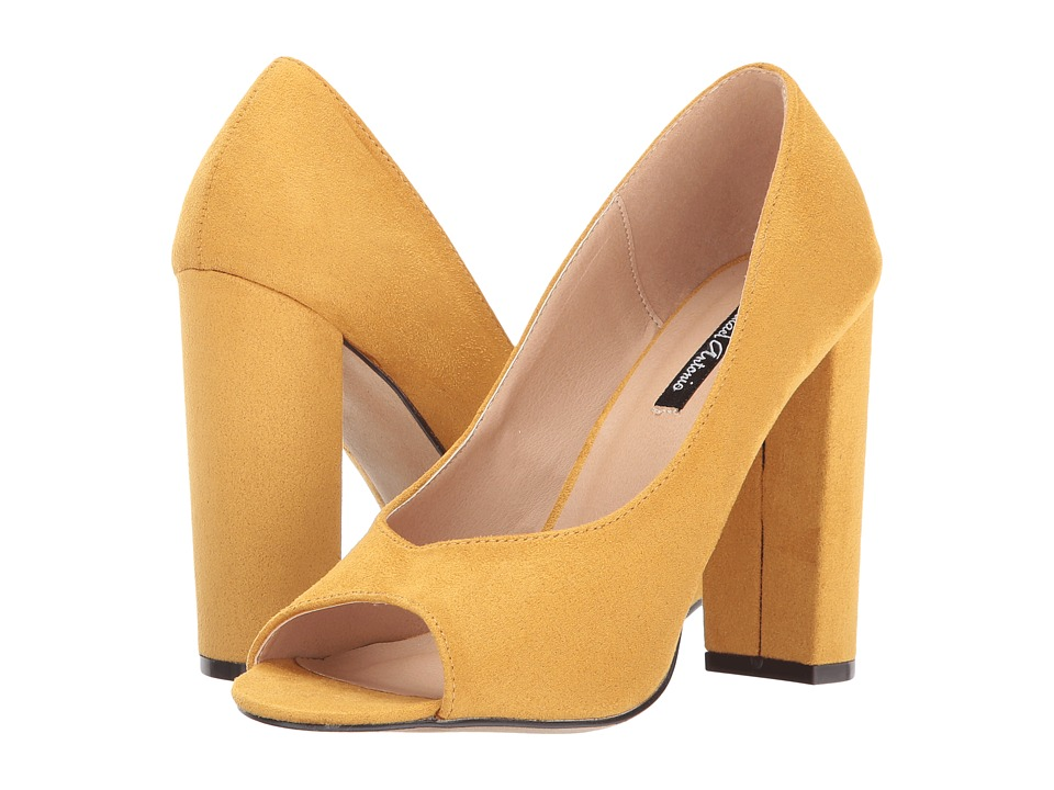 Michael Antonio - Haver (Mustard) High Heels