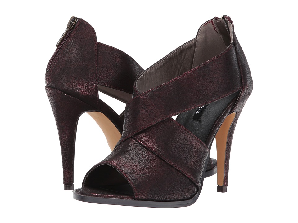 Michael Antonio - Laster (Plum Metallic) Women's Dress Sandals