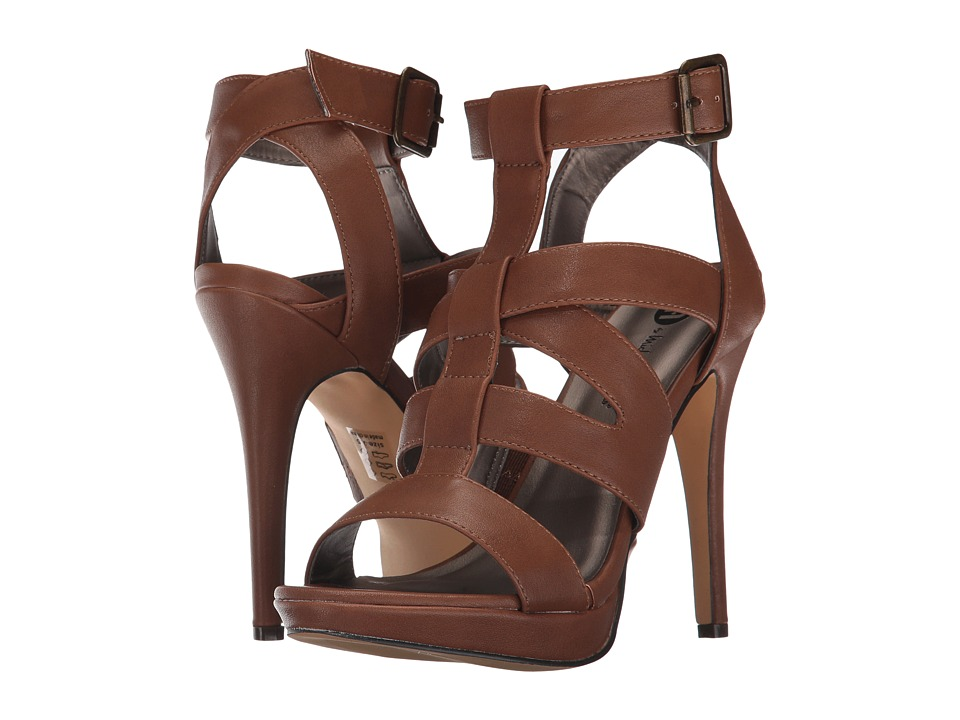 Michael Antonio - Reel (Cocoa) Women's Dress Sandals