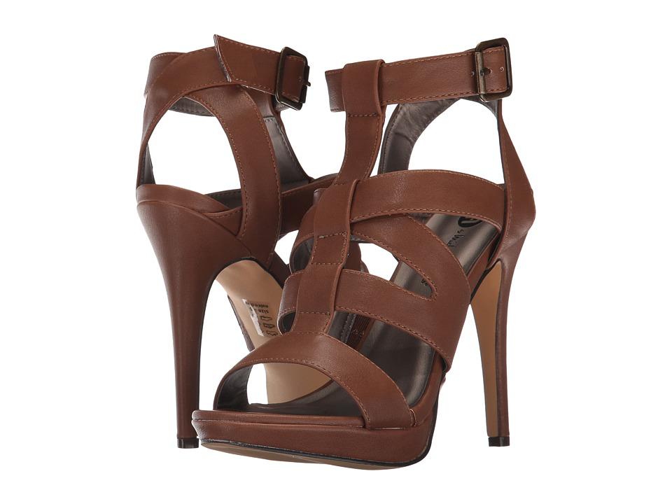Michael Antonio - Reel (Cocoa) Women's Dress Sandals