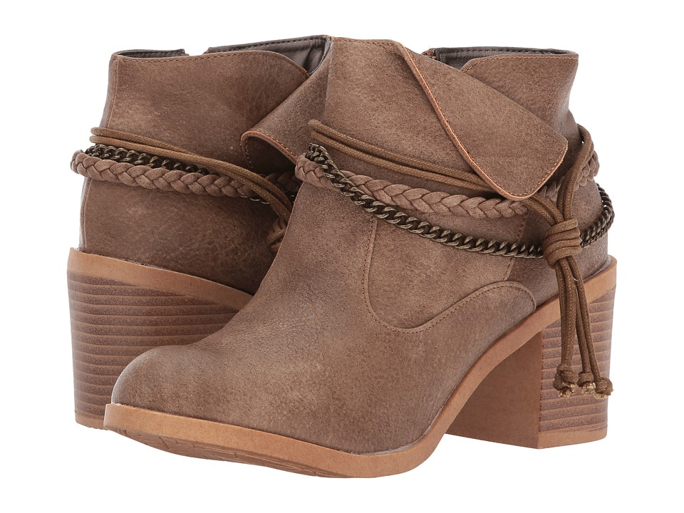 Michael Antonio - Samtha (Wheat) Women's Dress Boots