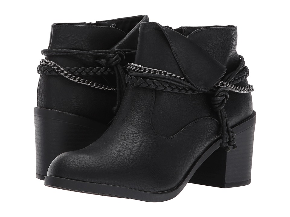 Michael Antonio - Samtha (Black) Women's Dress Boots