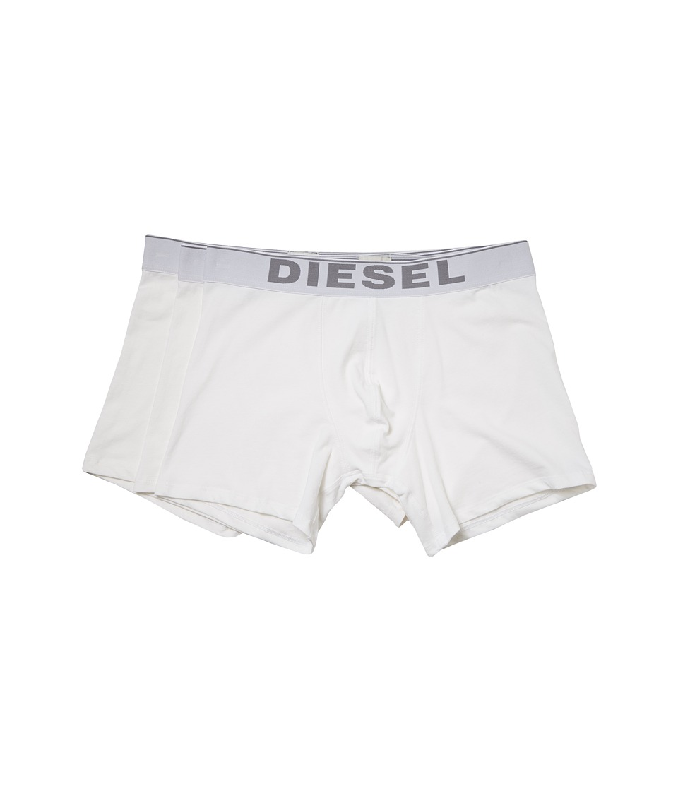 Diesel - Sebastian NTGA 3-Pack (White) Men's Underwear