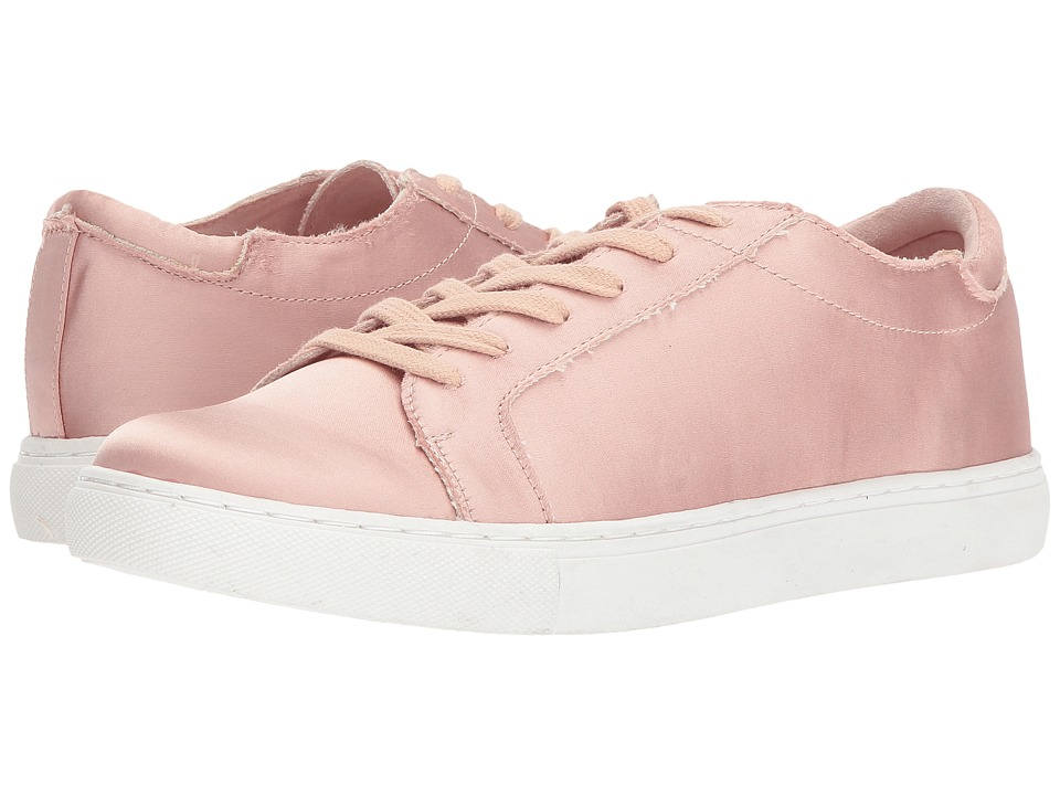 Kenneth Cole Unlisted - Just Jam 2 (Rose Satin) Women's Lace up casual Shoes