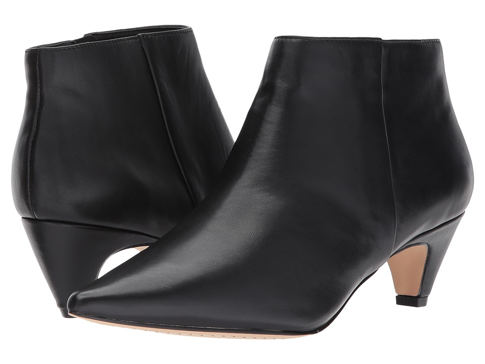 Splendid Dante (Black Leather) Women