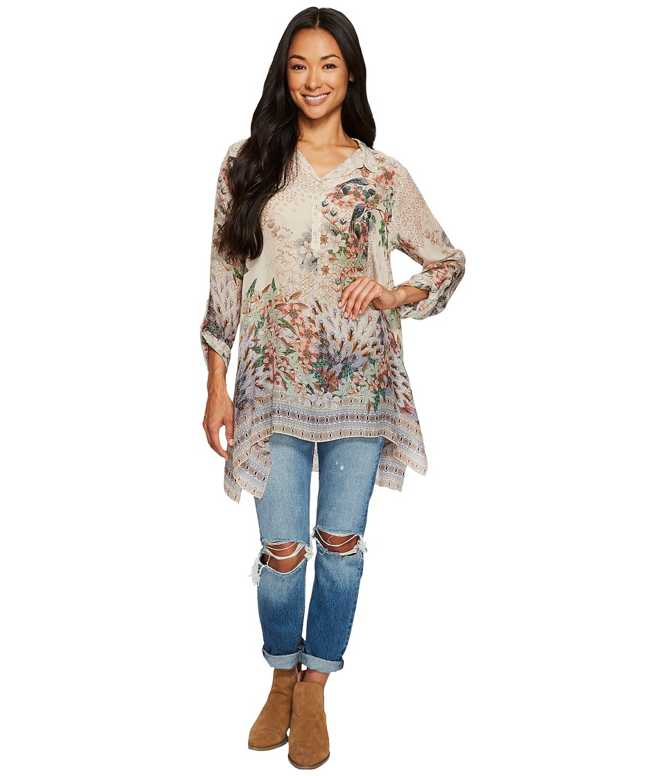 Johnny Was - Pacheco Tunic (Multi B) Women's Blouse