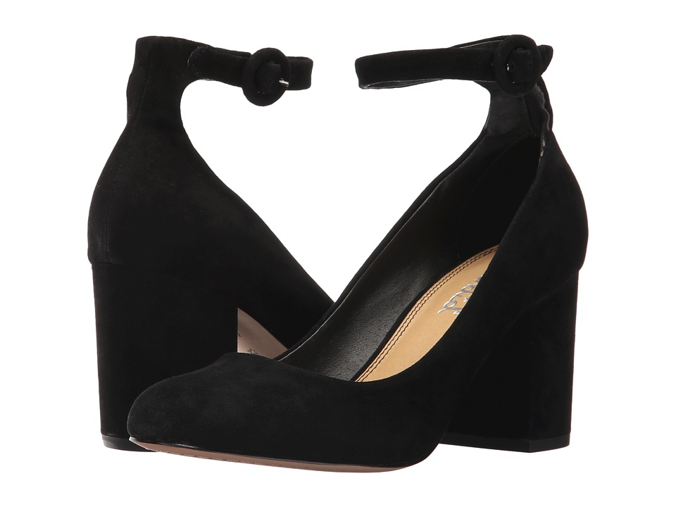 Splendid Rosie (Black Suede) Women