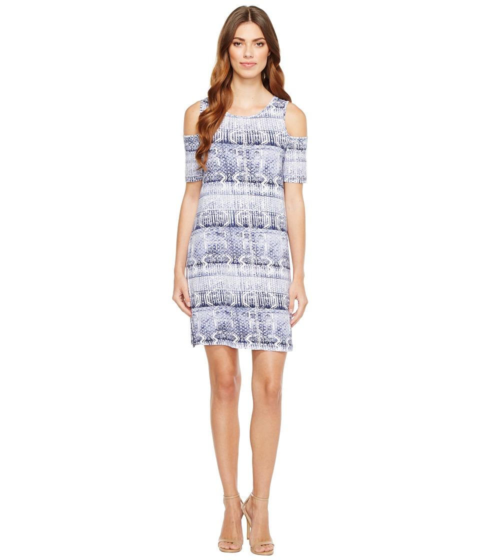 Tart Tabitha Dress (Worn Block Print) Women