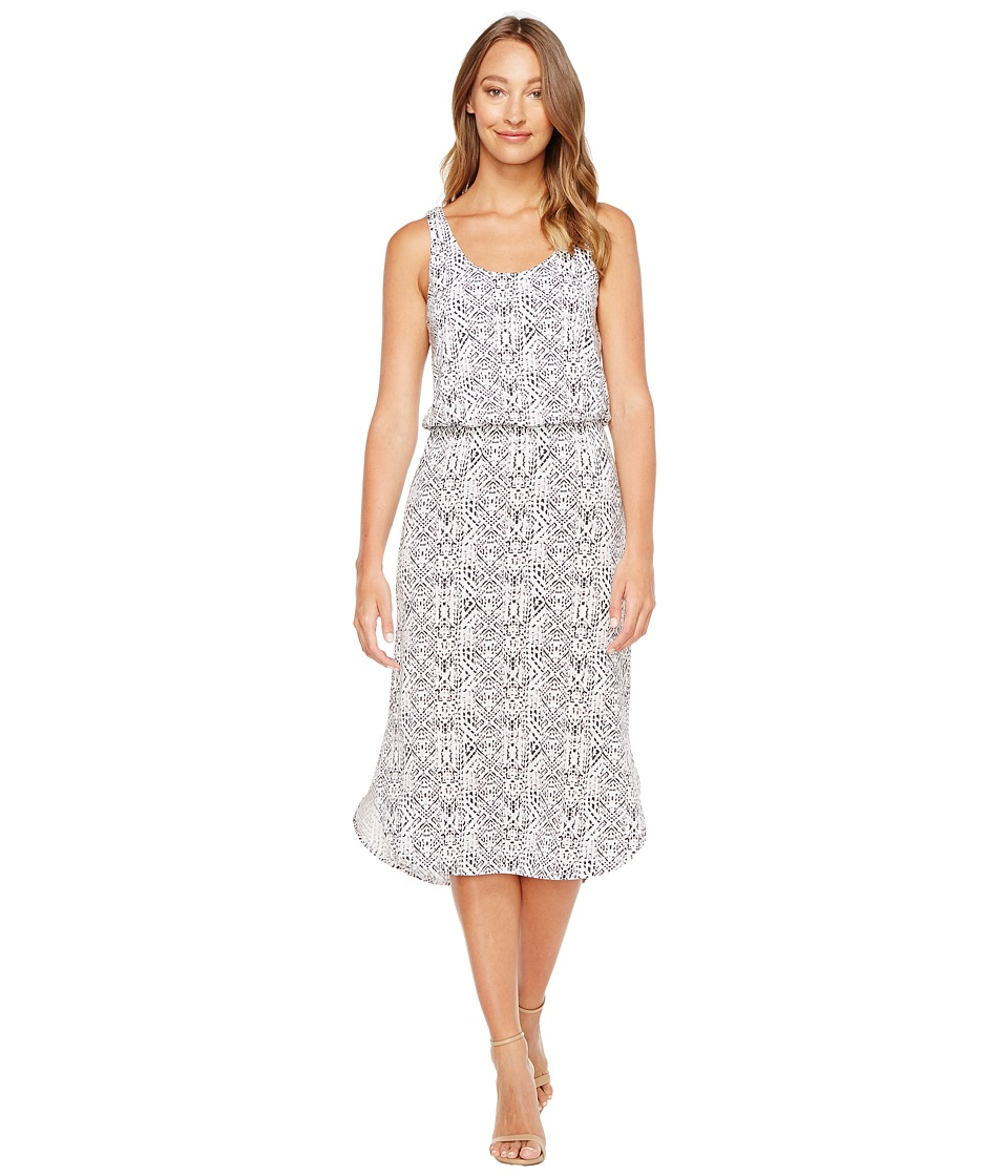 Tart - Soraya Midi Dress (Mosaic Overlay) Women's Dress