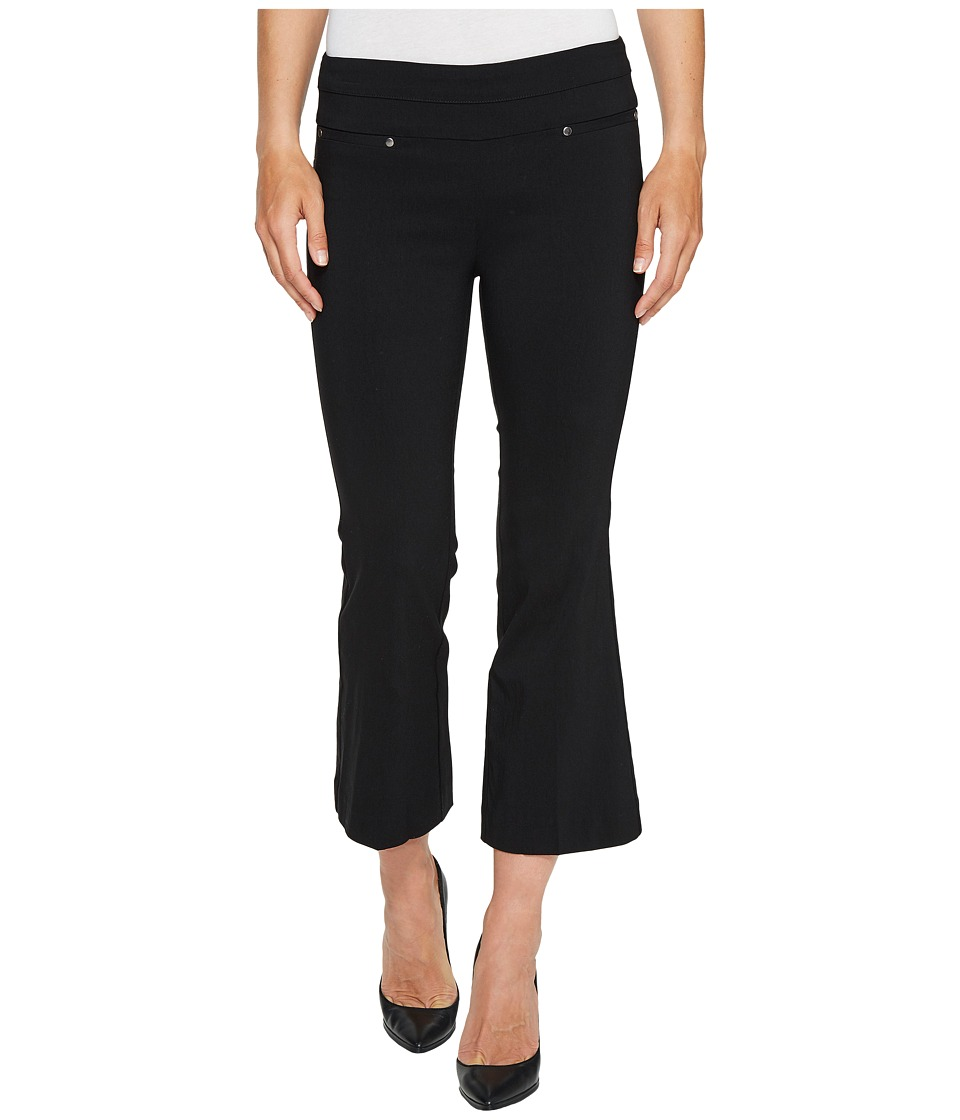 XOXO - Kick Flare Pull-On Pants (Black) Women's Casual Pants