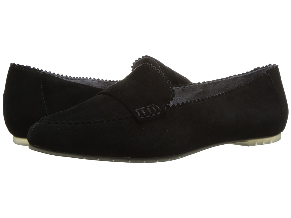 Me Too - Avalon (Black Kid Suede) Women's Shoes