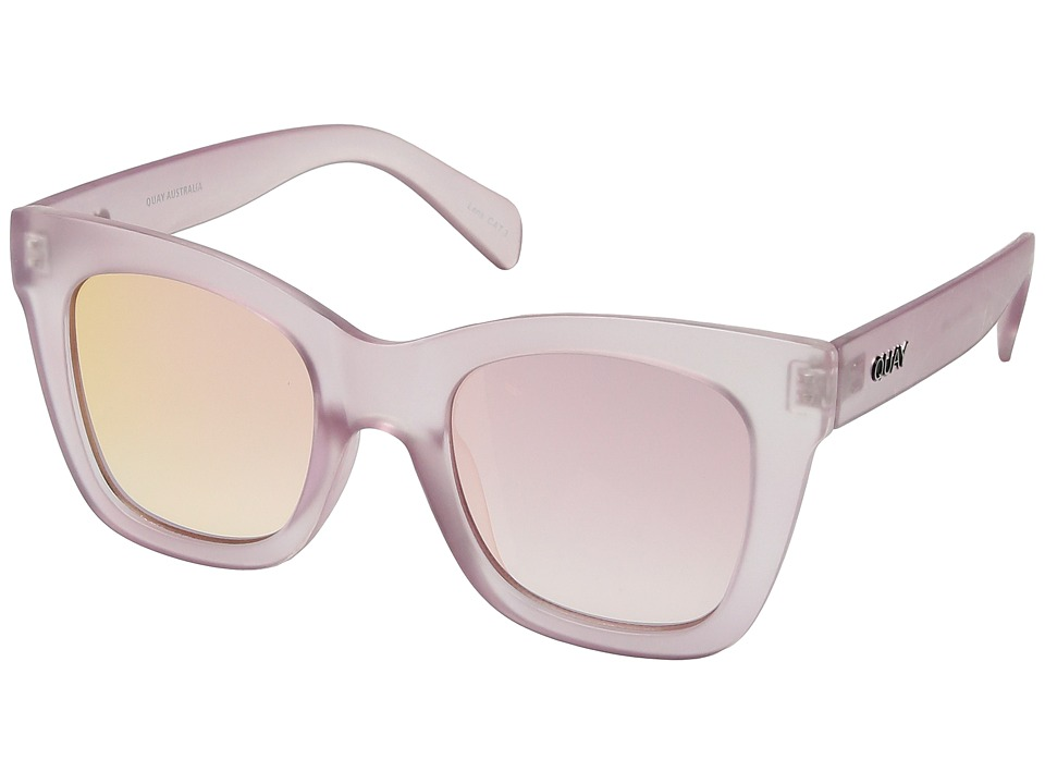 QUAY AUSTRALIA - After Hours (Pink/Pink) Fashion Sunglasses