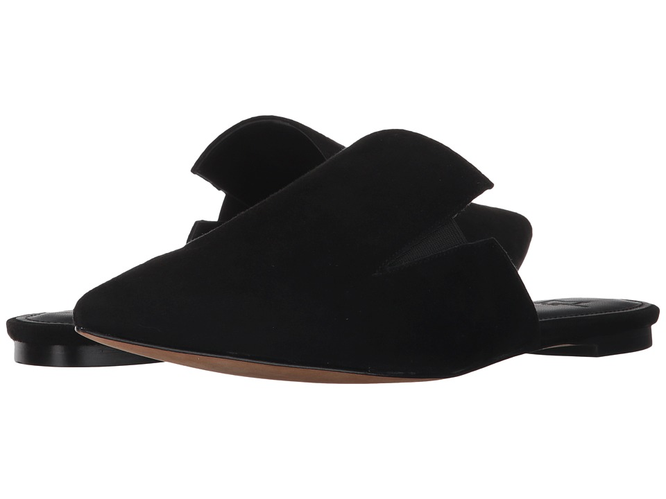 Marc Fisher LTD Shiloh (Black Suede) Women
