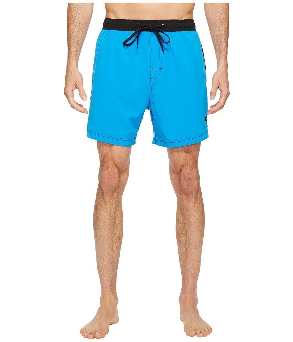 Body Glove - Twinner Volleys Boardshorts (Blue) Men's Swimwear