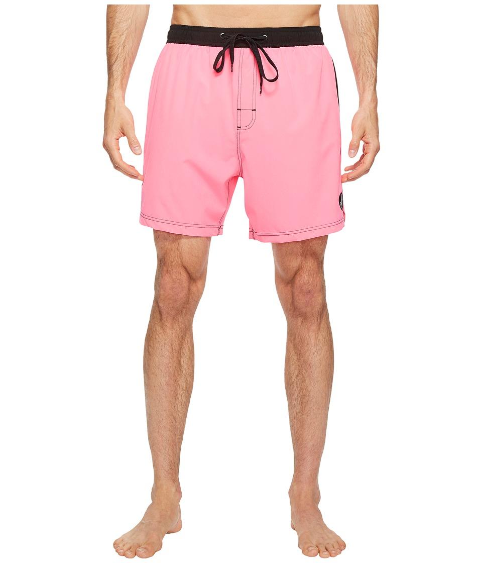Body Glove - Twinner Volleys Boardshorts (Neon Pink) Men's Swimwear