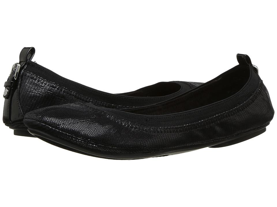 Bandolino - Edina (Black Multi Fabric) Women's Shoes