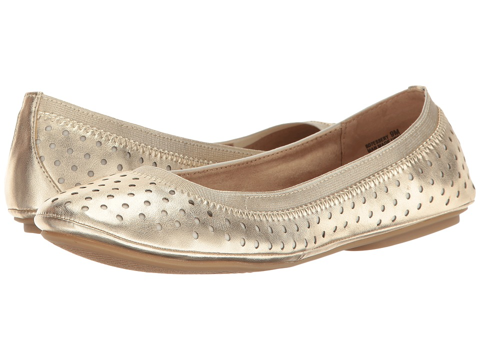 Bandolino - Essery (Gold Multi Synthetic) Women's Shoes