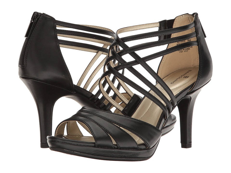 Bandolino - Sadie (Black Synthetic) Women's Shoes