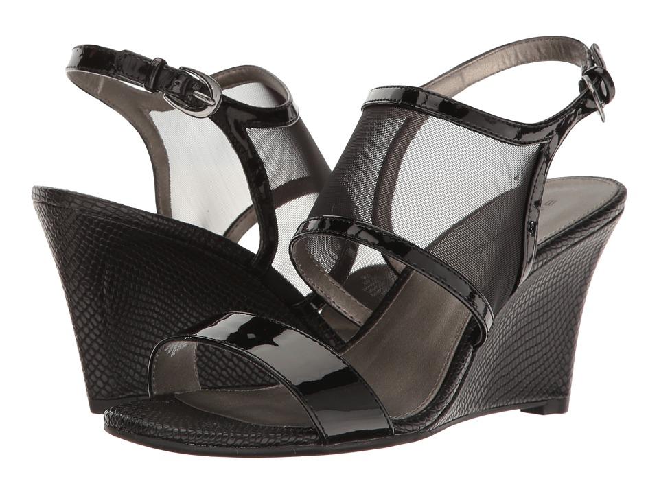 Bandolino - Jeno (Black) Women's Shoes