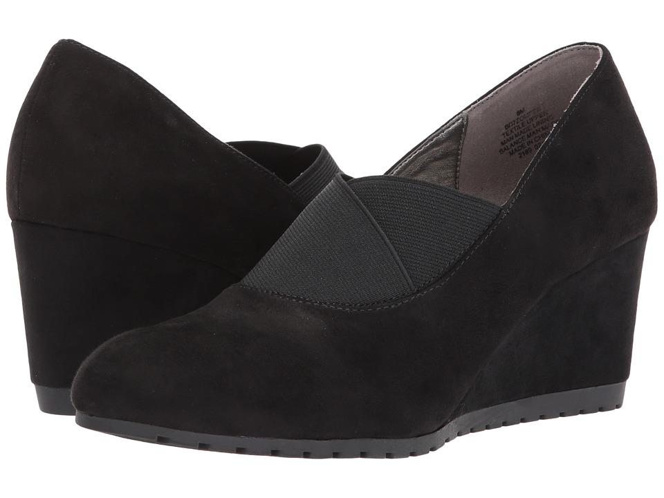 Bandolino - Zomper (Black) Women's Shoes