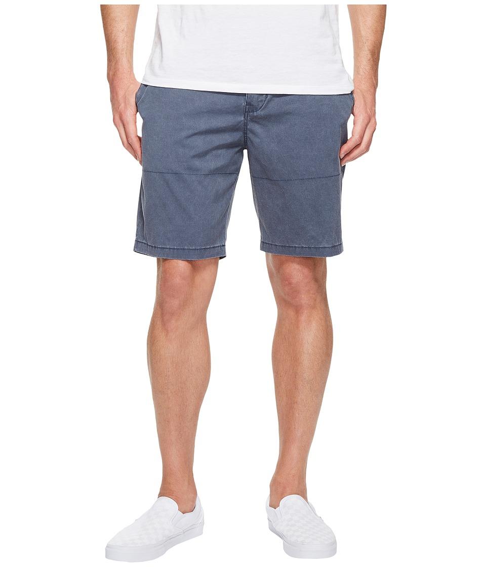 Roark - Samosa Shorts (Navy) Men's Shorts