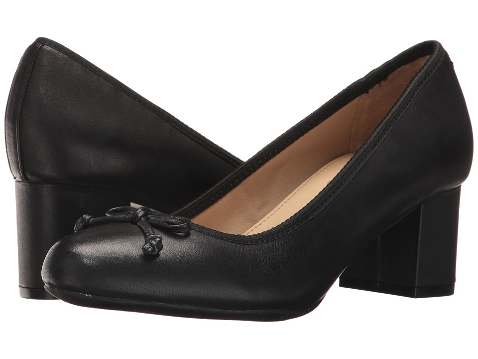 Me Too - Lily (Black Vachetta) Women's Shoes