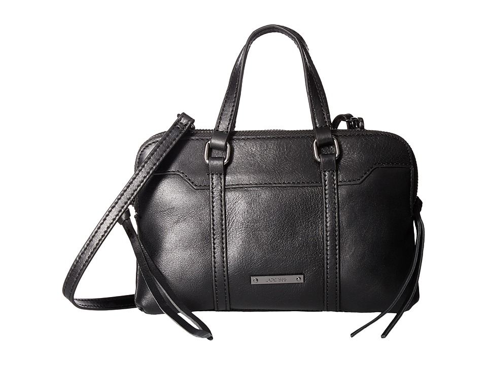 Joe's Jeans - Quinn Crossbody (Black) Cross Body Handbags