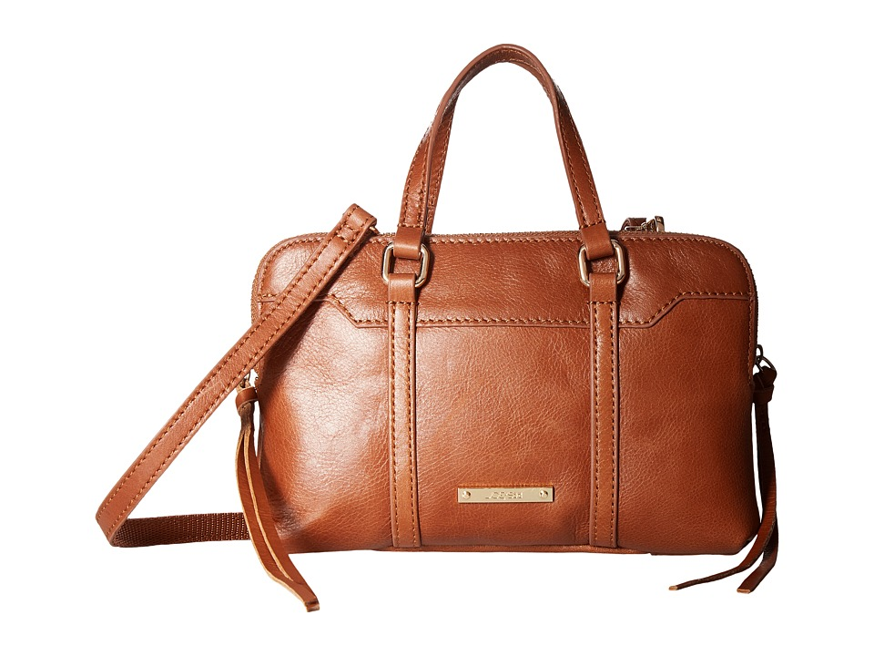 Joe's Jeans - Quinn Crossbody (Chestnut) Cross Body Handbags