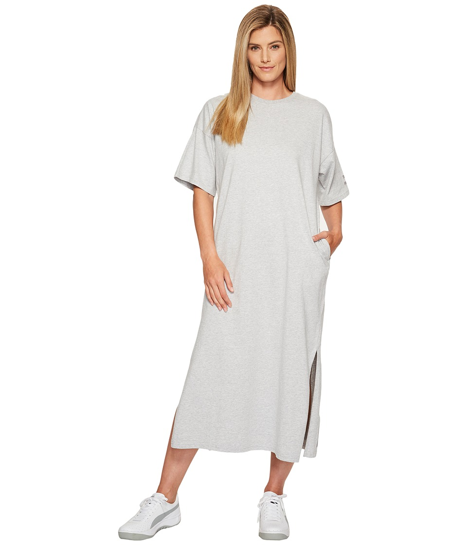 PUMA - Xtreme Dress (Light Gray Heather) Women's Dress