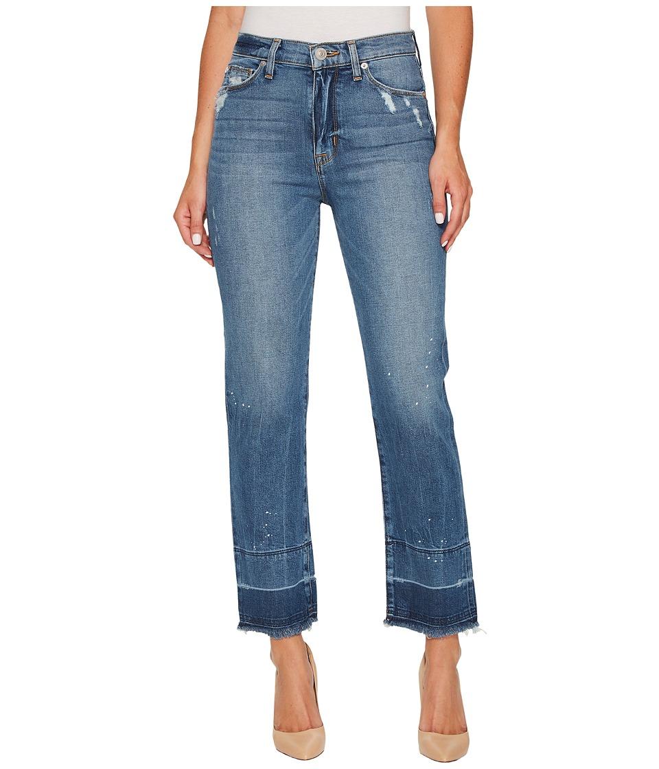 Hudson - Zoeey High-Rise Straight + Released Hem in Far Away (Far Away) Women's Jeans