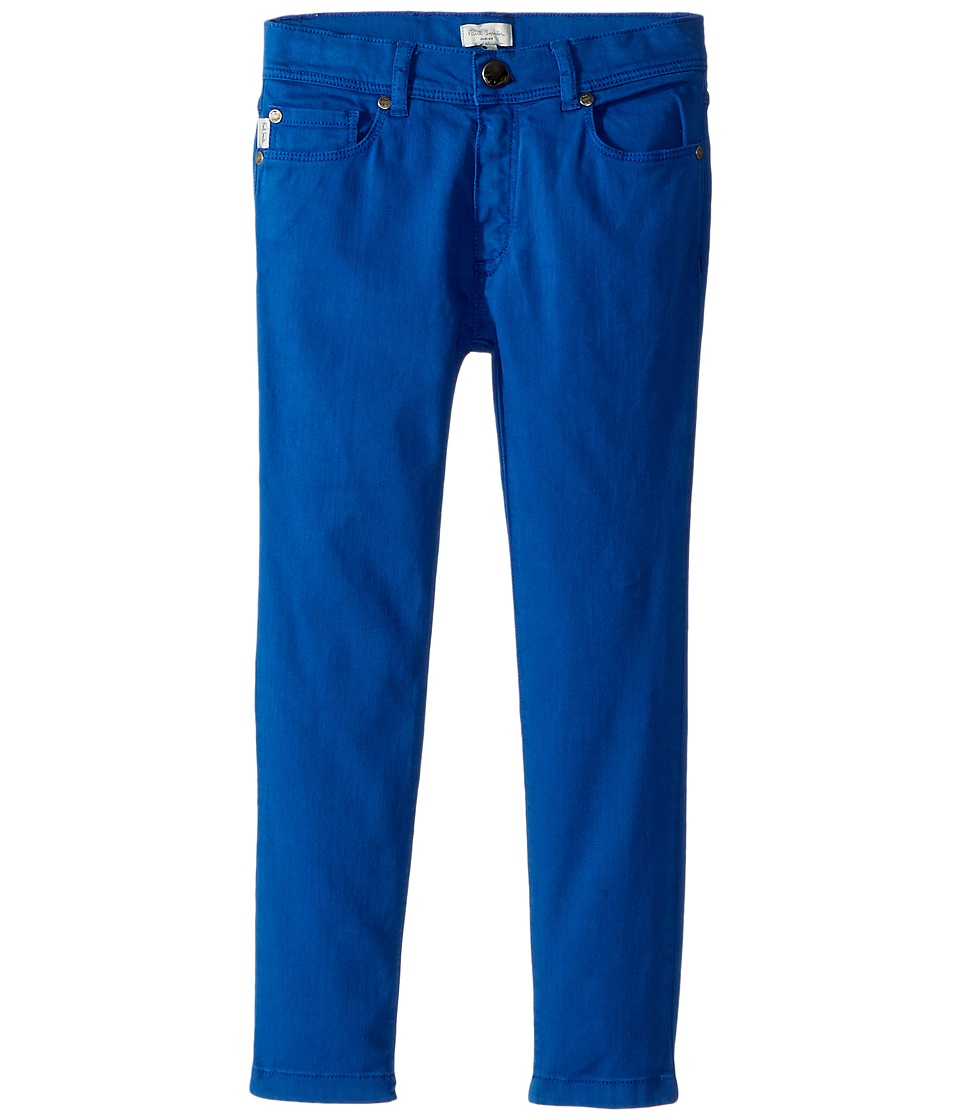 Image of Paul Smith Junior - Fitted Jeans in Royal Blue (Toddler/Little Kids) (Royal Blue) Boy's Jeans