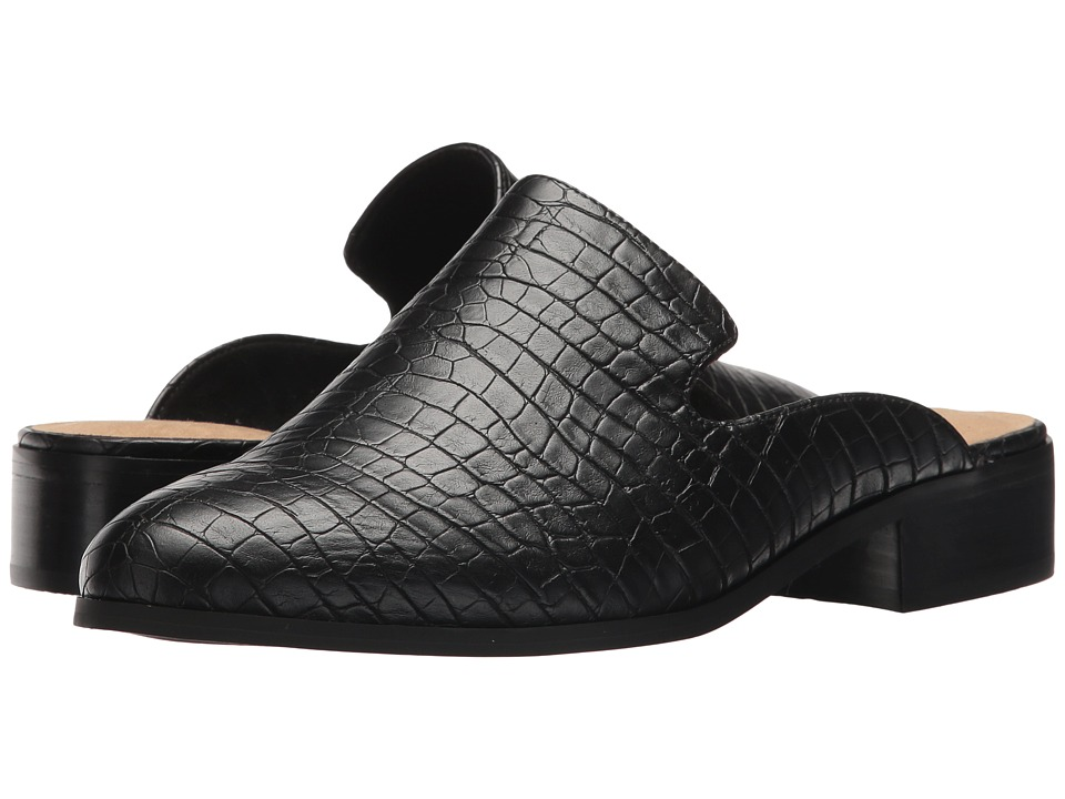 Bella-Vita Briar II (Black Croco) Women