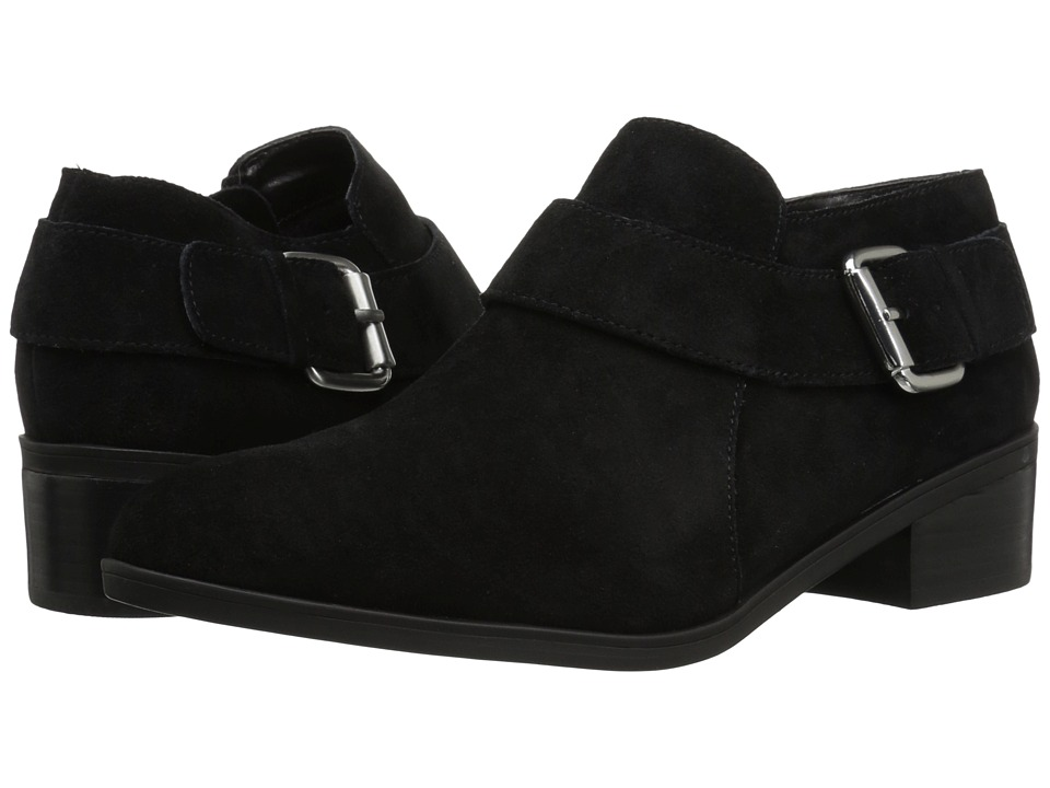Bella-Vita Hadley (Black Suede) Women
