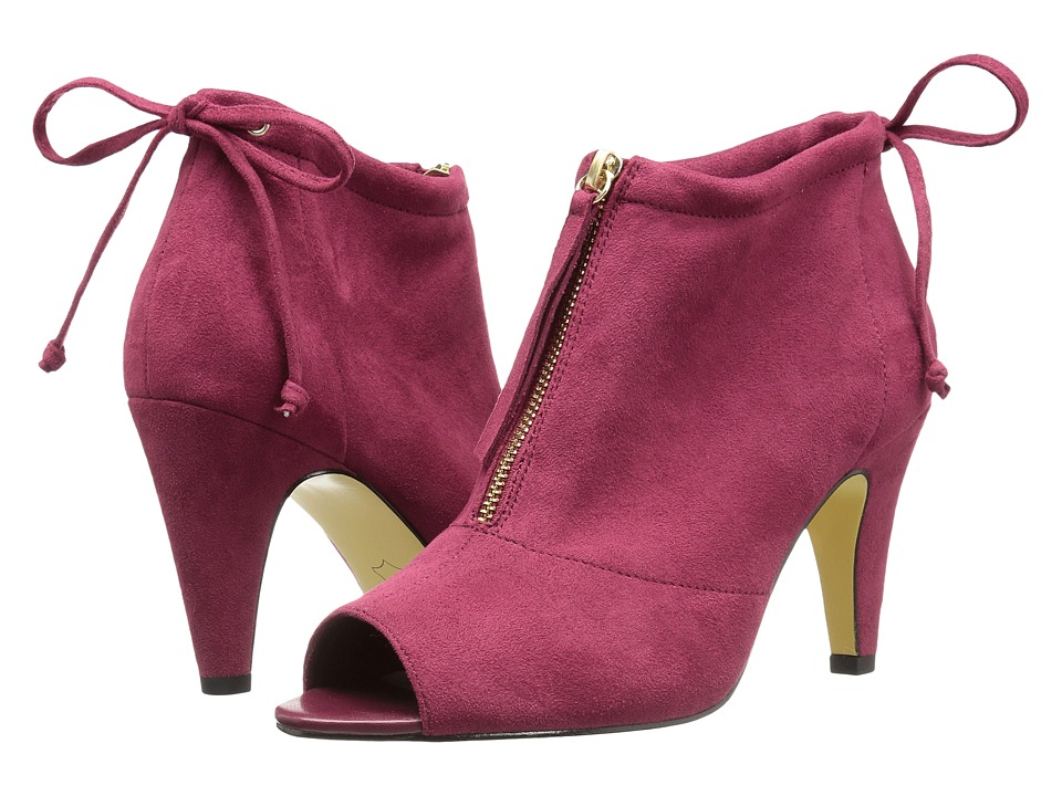 Bella-Vita Nicky II (Burgundy Super Suede) Women